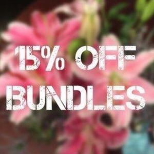 🎉🎉15% OFF Bundles of 2 or More!!🎉🎉